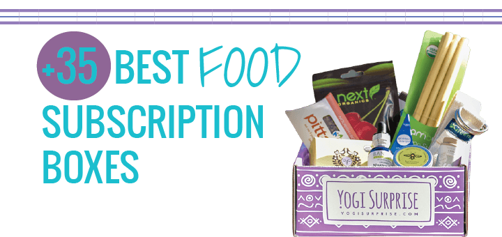 best food subscription box services