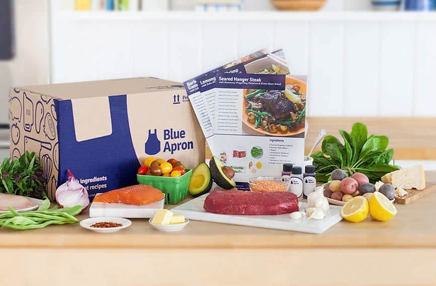 healthy prepackaged meal delivery