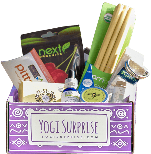 healthy monthly snack box