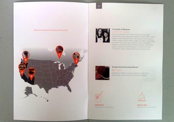 orange glad book