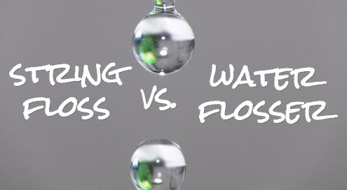 Water Flosser vs String Floss: Which Is Better For Your Teeth?