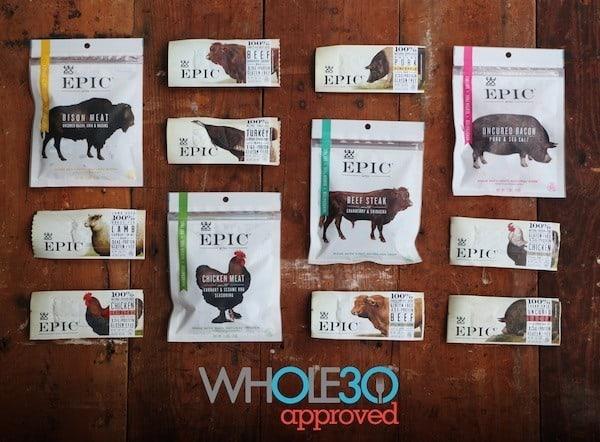 epic whole30