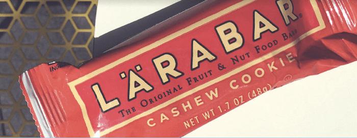 Whole30 larabar guide compliant vs non larabars