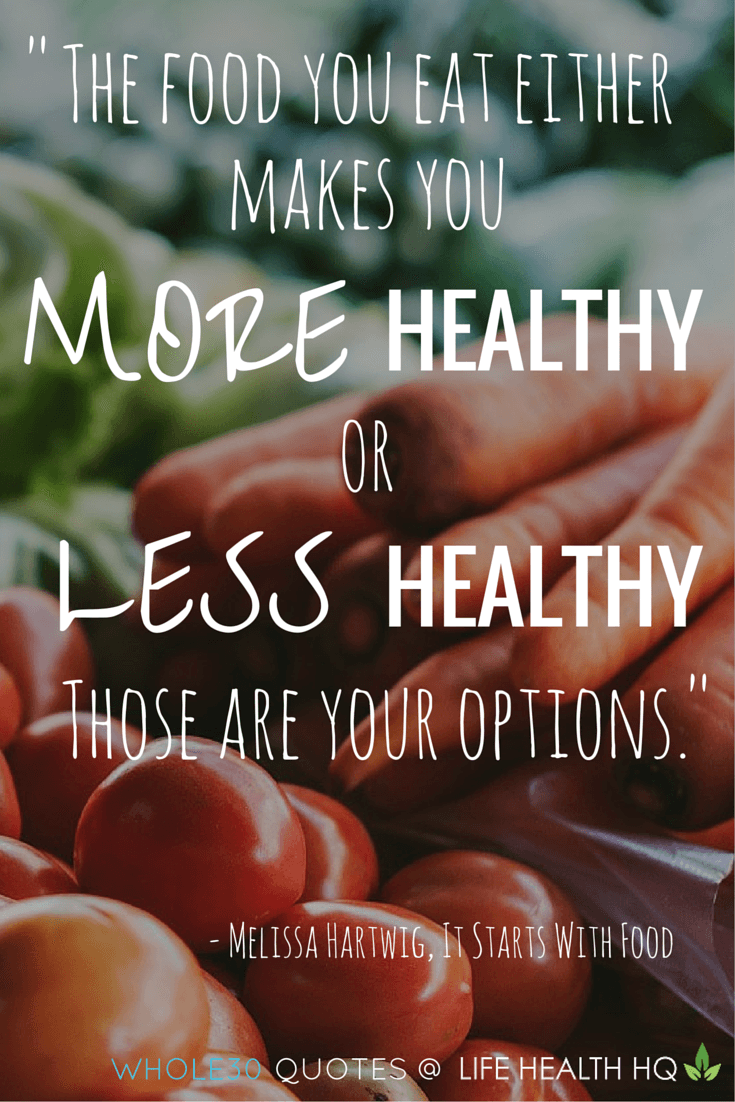 Whole30 Quotes Motivation Words To Keep You Going