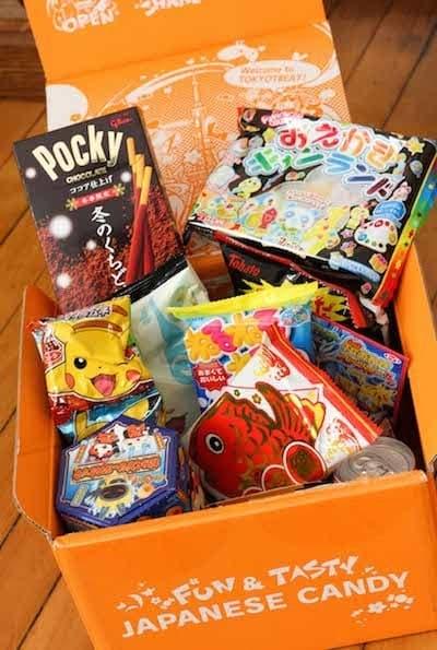 japanese snack subscription box