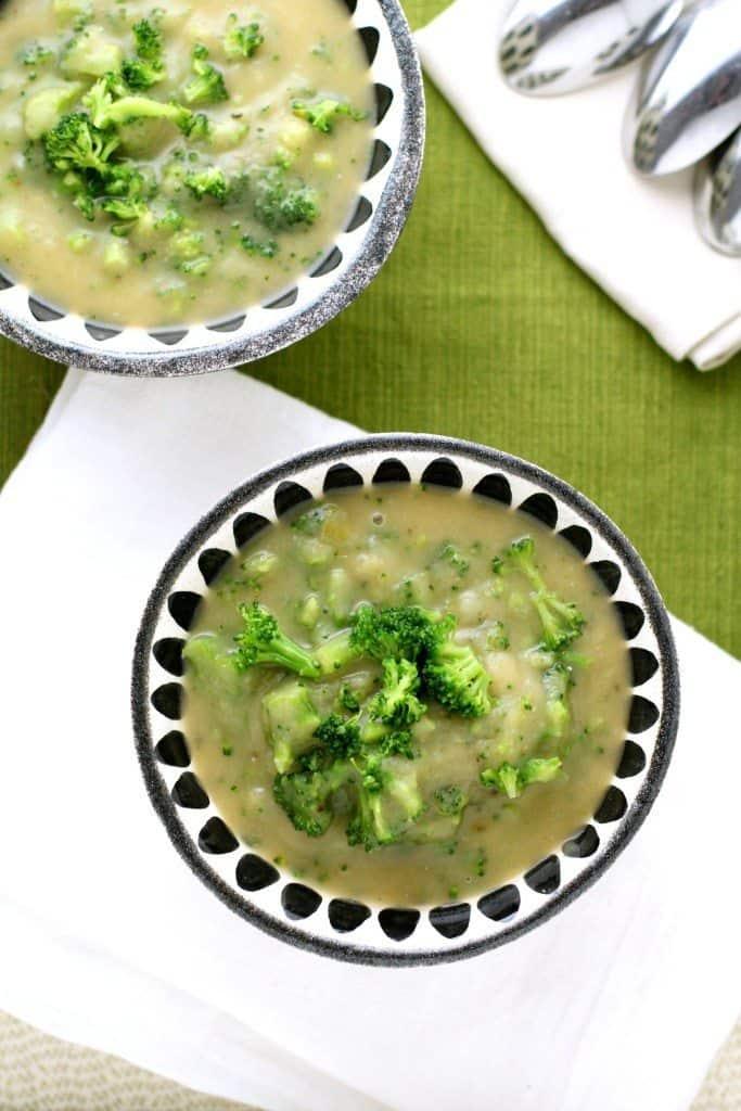 broccli-leek-potato-soup