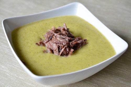 cream of broccoli whole30 soup