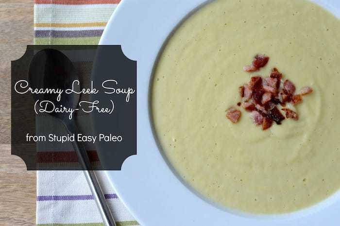 dairy-free-leek-soup
