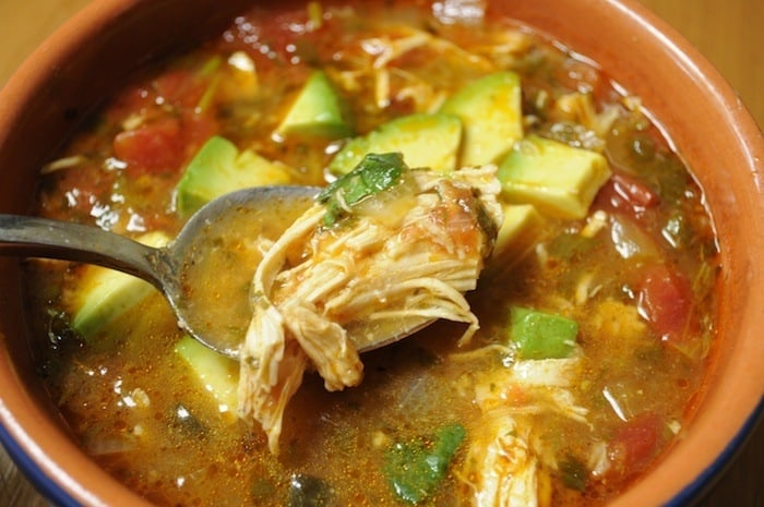 whole30 chicken tortilla soup