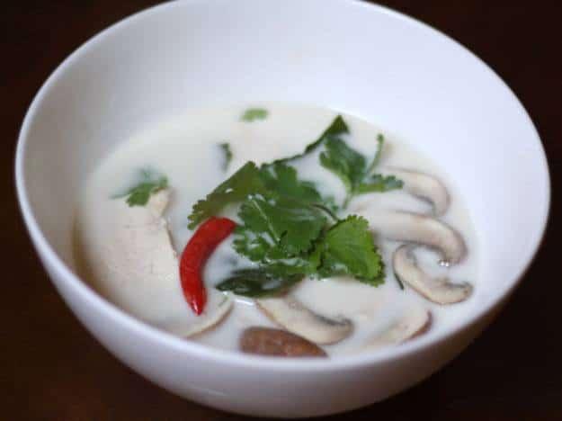 whole30 coconut soup