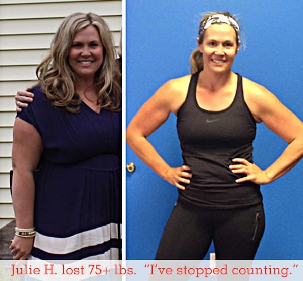 whole30 weight loss results