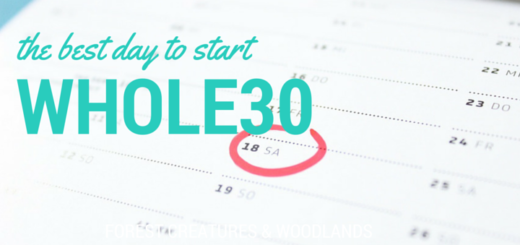 best day to start whole30