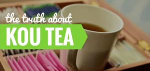 does kou tea work