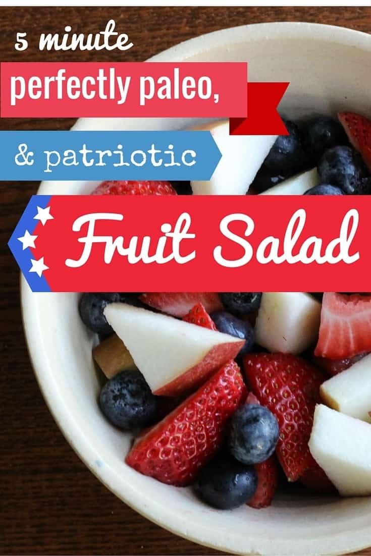 whole30 fruit salad