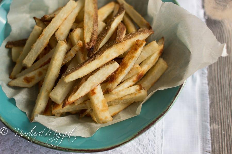 Crispy fries whole30 potato recipe