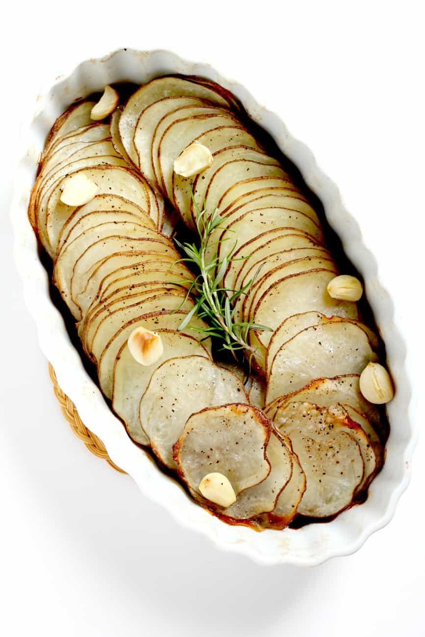 Potato with rosemary recipe