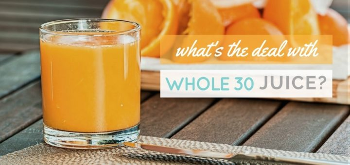 whole30 juice