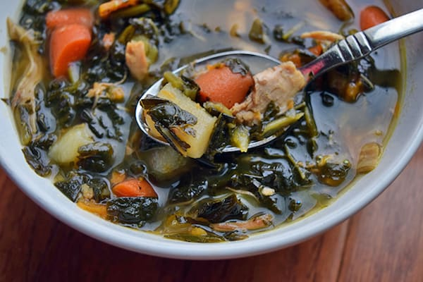 whole30 soup lunch recipe
