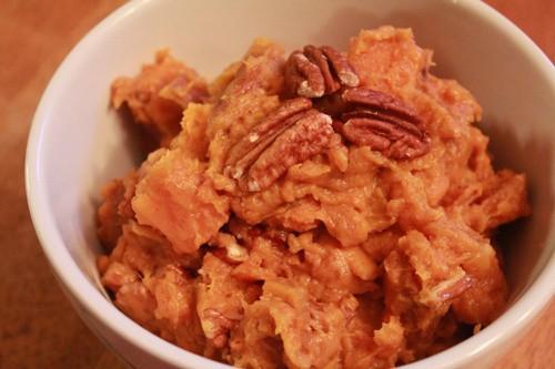 Sweet Potato Cinni-Mash