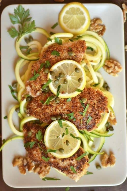 walnut-crusted-lemon-chicken-piccatta-whole30