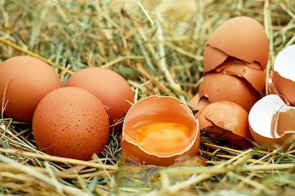 whole30 eggs