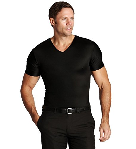 f2b2c86fa22 The Insta Slim Compression Shirt is designed to slim and tone your body  while also encouraging proper posture support.