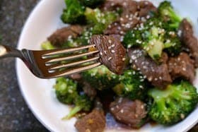 Whole 30 Asian Beef With Broccoli