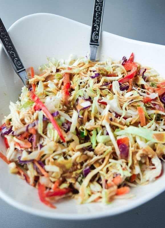 Whole 30 Chopped Chicken Salad