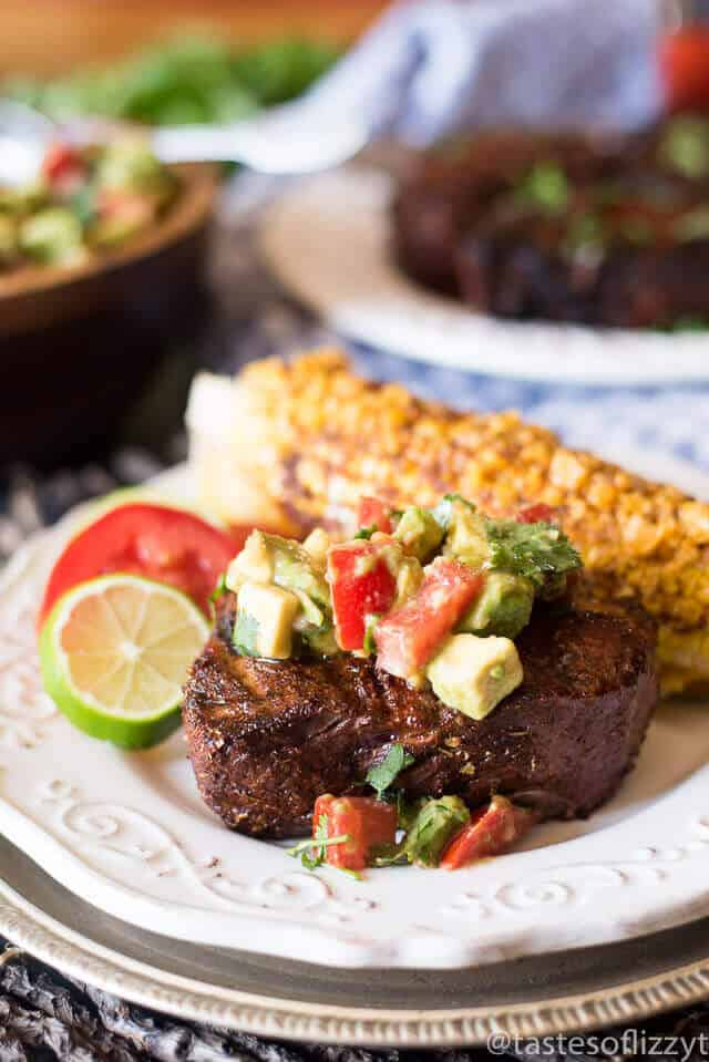 15 whole30 mexican recipes perfect for taco night whole 30 mexican steak with avocado salsa forumfinder Choice Image