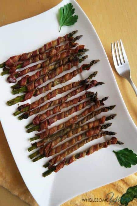 Whole 30 Bacon Side Dish With Asparagus