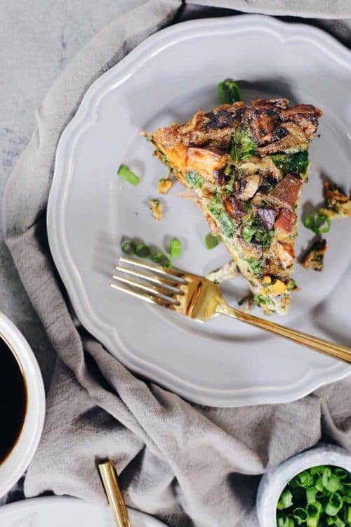 Whole 30 Bacon Breakfast Recipe