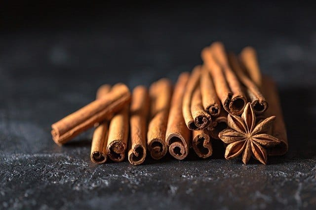 whole30 cinnamon