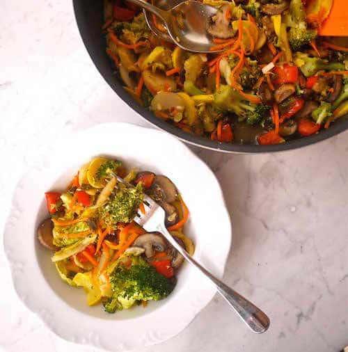 Whole30 Stir Fry Recipes