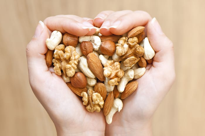 can I eat nuts on whole30?
