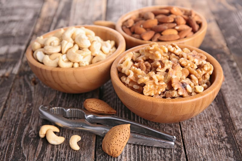 whole30 nuts