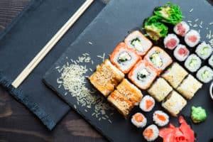 whole30 sushi