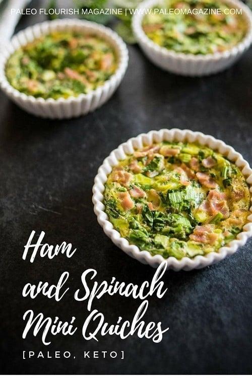 Keto-Ham-and-Spinach-Mini-Quiches-Paleo