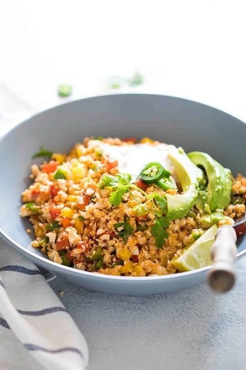 keto-low-carb-mexican-cauliflower-rice-recipe