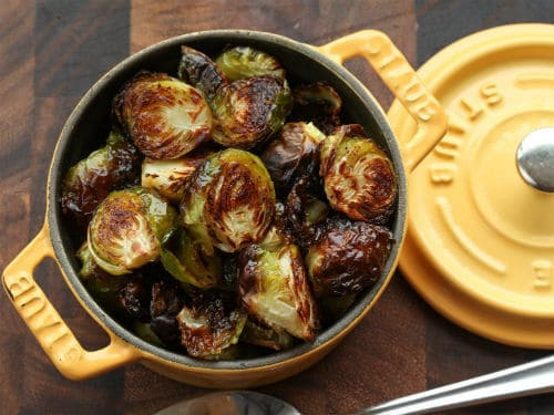Whole 30 Brussels Sprouts recipe