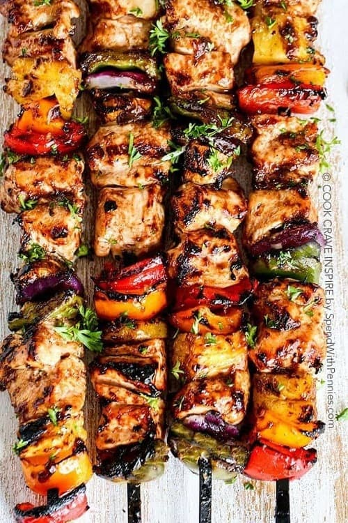 13 Whole30 Kabob Recipes Fire Up The Grill