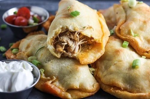 keto-buffalo-chicken-empanadas