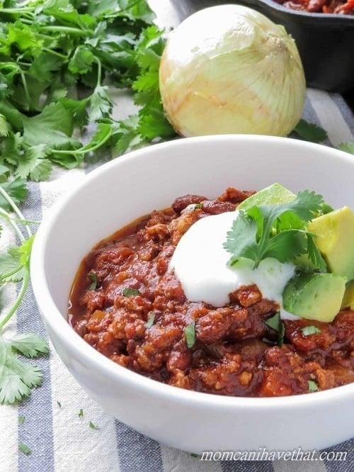 keto-chorizo-skillet-chili