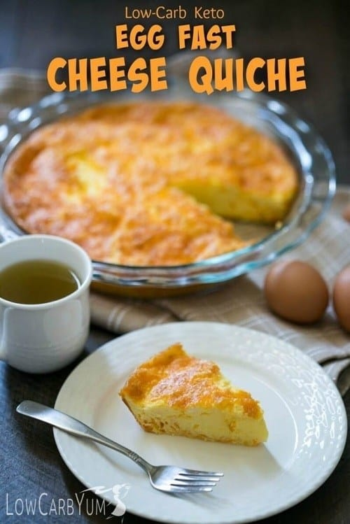 keto-low-carb-egg-fast-cheddar-quiche