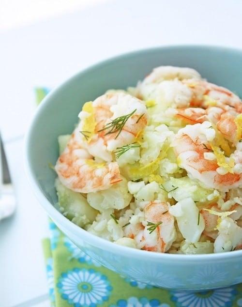 keto-shrimp-cauliflower-salad