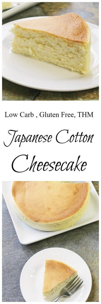 japanese-cotton-cheesecake-low-carb-sugar-free-thm-s
