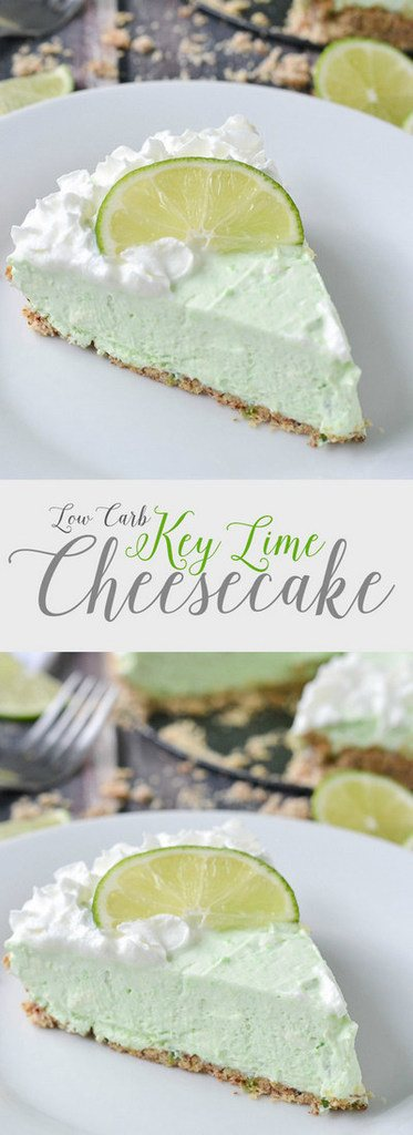 low-carb-key-lime-cheesecake