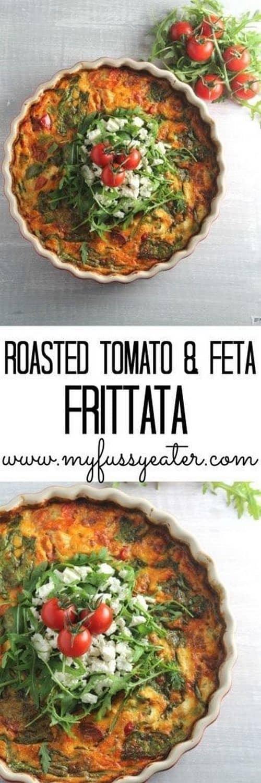 roasted-tomato-feta-frittata