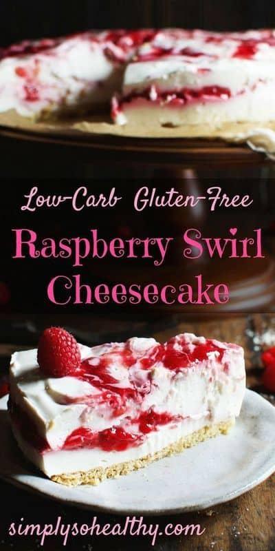 low-carb-raspberry-swirl-cheesecake