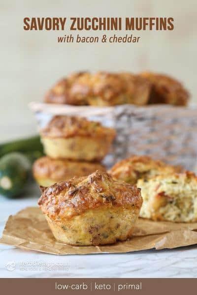 keto-savory-zucchini-muffins
