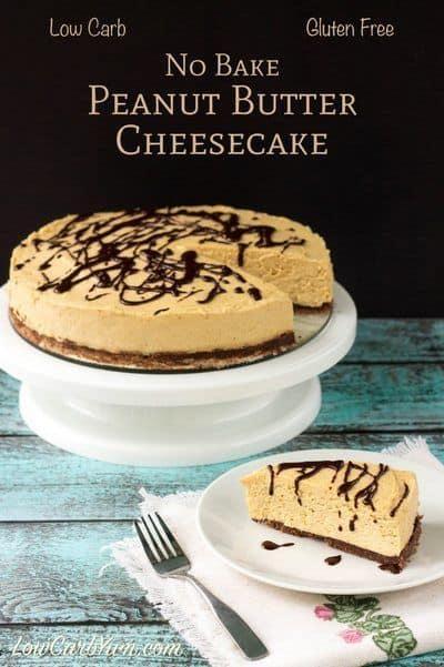 no-bake-peanut-butter-cheesecake